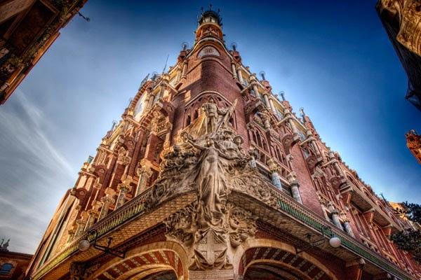 PALAU DE LA MUSICA- Barcelona