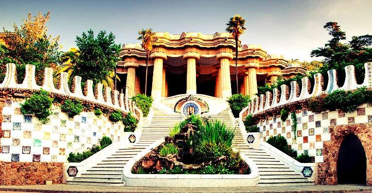 arquitectura-parque-guell-gaudi-barcelona