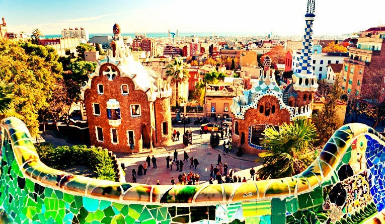 gaudi-parque-guell-barcelona
