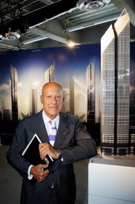 Arquitecto norman foster Premio Pritzker