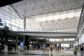 Chek Lap Kok Airport, Hong Kong, China - Norman Foster