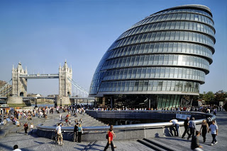 City Hall, London, United Kingdom - fotos obras Norman Foster