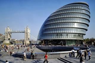 City Hall, London, United Kingdom - fotos obras Norman Foster