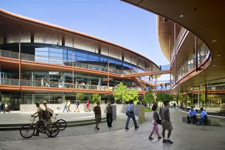 Clark Center, Universidad Stanford Palo Alto, California