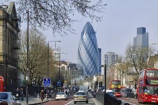 Swiss Re HQ, London, United Kingdom