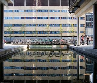 puente hidráulico en acero de Thomas Heatherwick