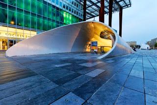 arquitectura Admirant Entrance Building