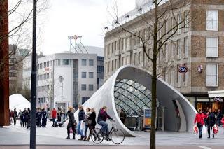 proyecto Domotica Arquitectura Dinámica Admirant Entrance Building