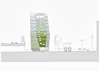 Diseño Hotel Enzo en París - Gautrand Architects