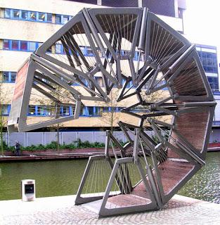 puente de acero de Thomas Heatherwick
