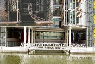 puente hidráulico de Thomas Heatherwick