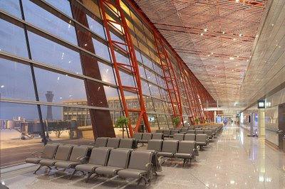 NORMAN FOSTER Proyecto Aeropuerto de Beijing