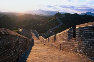 La Gran Muralla china - 7 maravillas del mundo moderno