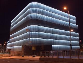 Edificio Biblioteca de la Universidad de Deusto