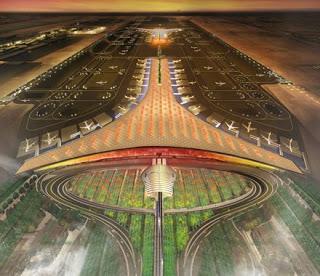 Diseño Aeropuerto de Beijing NORMAN FOSTER