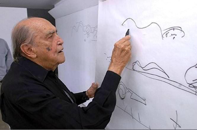 Arquitecto Oscar Niemeyer y sus obras más reconocidas