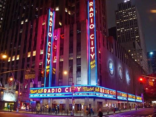 Hugh Hardy / renovación del Radio City