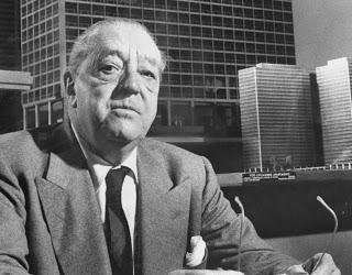 Arquitecto famosos Ludwig Mies van der Rohe