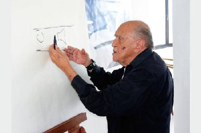 Oscar Niemeyer obras mas reconocidas