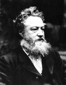 Arquitecto famoso William Morris