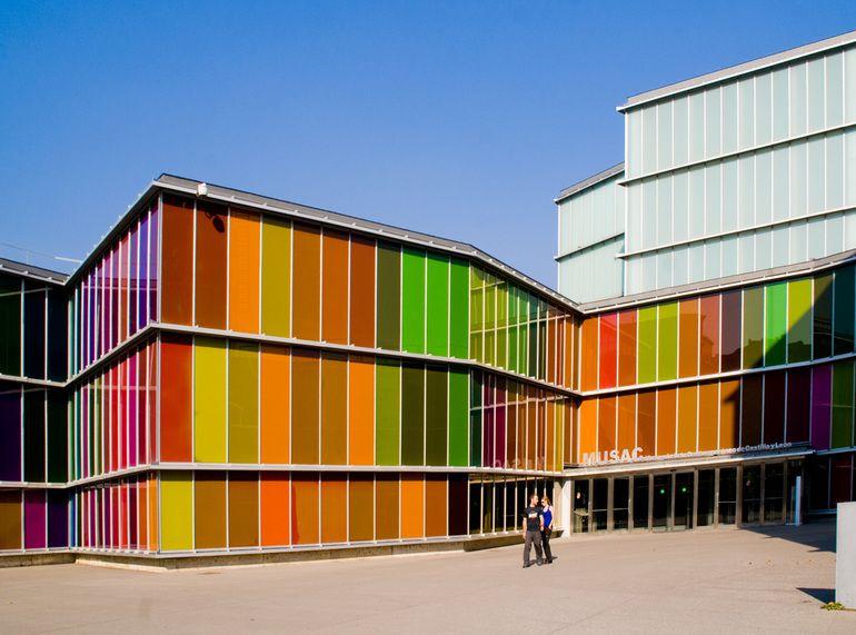 Arquitectura contempor nea posmoderna y deconstructivismo for Arquitectura contemporanea