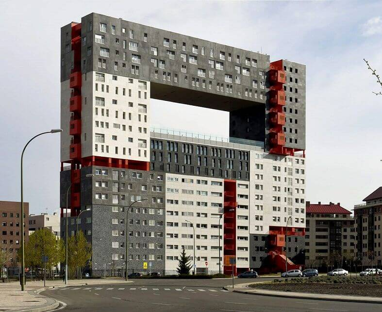arquitectura contempor nea posmoderna y deconstructivismo