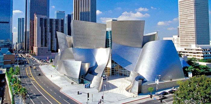 Arquitectura contempor nea posmoderna y deconstructivismo for Arquitectos y sus obras