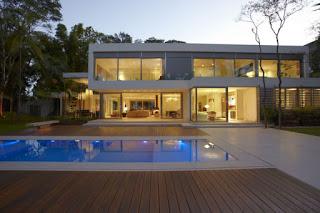 Casas con Fachadas Minimalistas