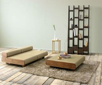 Dise o de sof s minimalistas novedosas tendencias for Zapateros de diseno minimalista