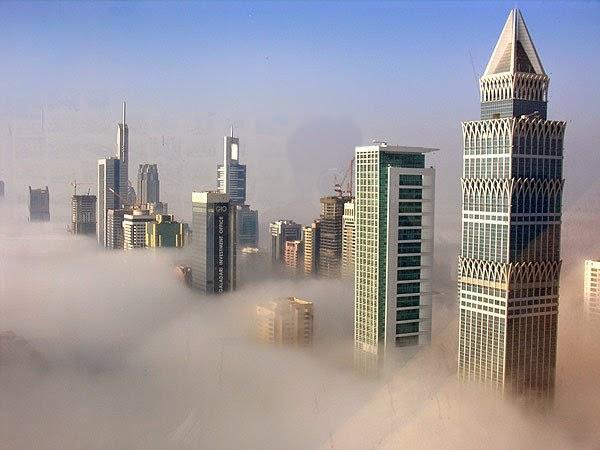 Esbeltez repercusión climática en los edifcios