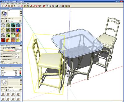 diseño-3d-SketchUp-Pro-8-SOFTWARE