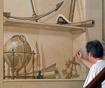 Decoracion De Interiores Con Pinturas En Paredes Arquitexs - Decoracion-de-interiores-con-cuadros
