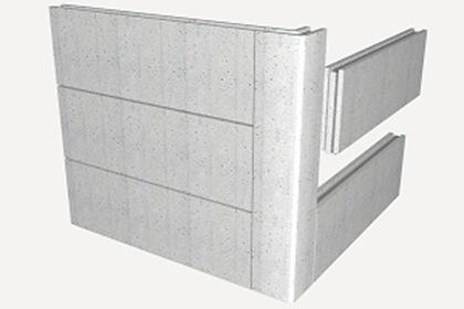 3 tipos de fachadas prefabricadas ventilada y pesada for Prefabricados de hormigon precios