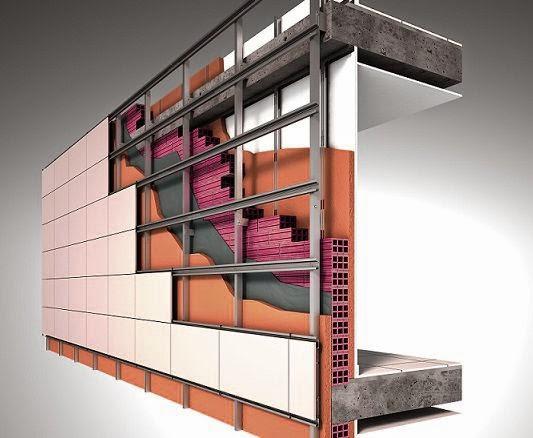 Porosidad en fachadas  repercusión climática en los edifcios
