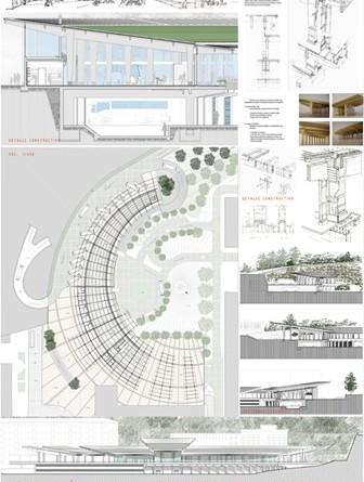 Elementos b sicos de un proyecto arquitect nico arquitexs for Libros de planos arquitectonicos