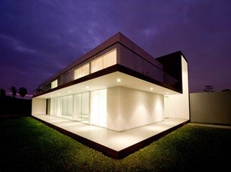 Vivienda unifamiliar moderna arquitecto javier artadi for Arquitectos de la arquitectura moderna