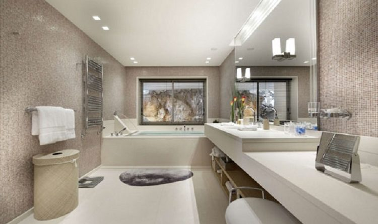 Consejos para la decoraci n de ba os modernos arquitexs for Best bathroom designs 2014