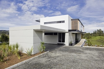 Casas minimalista arquitecto carlos molina colombia for Casa minimalista un nivel