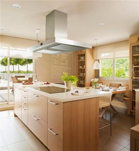 10 consejos b sicos para dise ar cocinas con madera