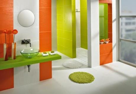 Consejos para pintar azulejos de ba os arquitexs - Pintar azulejos de bano ...