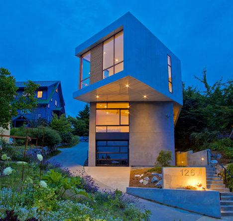 fachada-Casa-moderna-Phinney