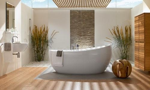 Bañeras de diseño inspirado por la forma perfecta de un huevo ...