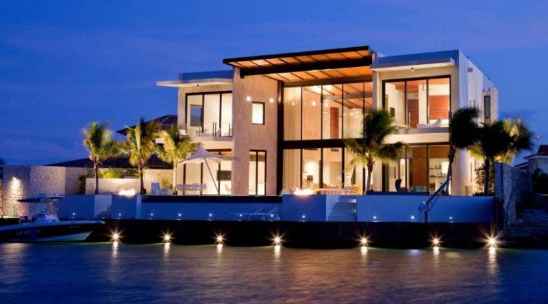 Casa moderna en la isla Bonaire