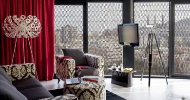 habitaciones-decoracion-hotel-barcelo-raval-españa