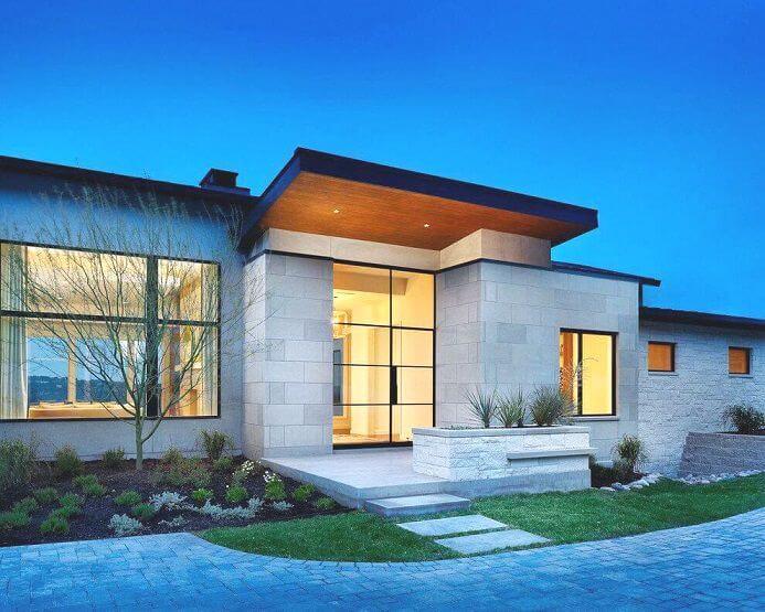 Casa en la Colina del arquitecto James D LaRue
