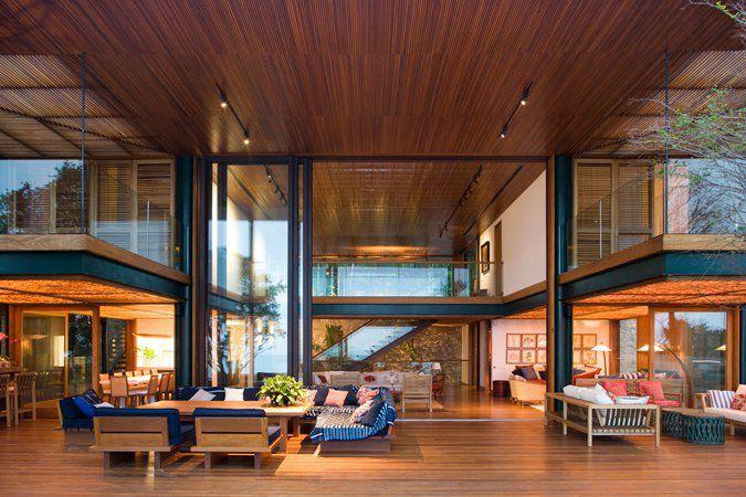 Casa-moderna-Bernardes-Jacobs-brasil