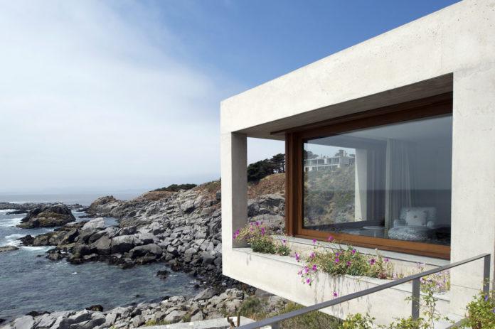 casa de playa en punta pite chile