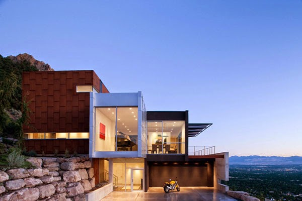 Diseño H-House / Axis Architects, Utah