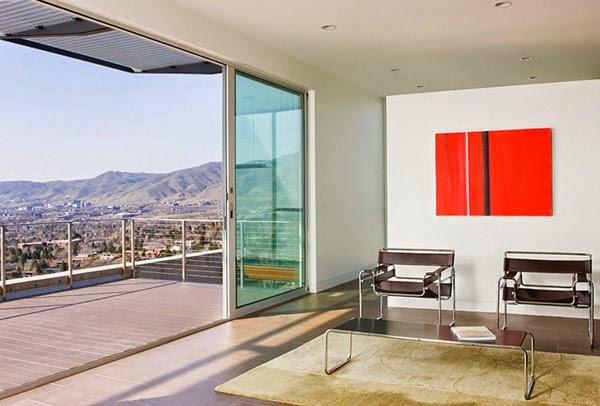 habitacion-H-House / Axis Architects, Utah