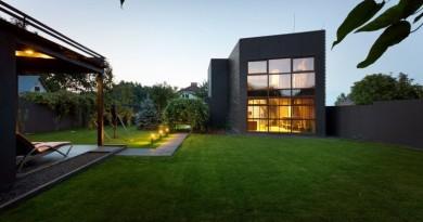 Arquitectura contemporánea Jack's House / Sergey Makhno